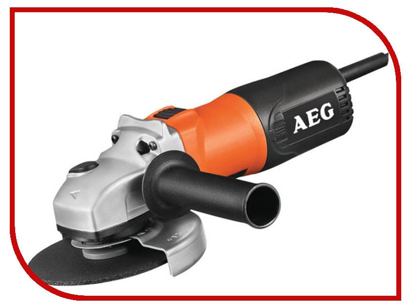 Шлифовальная машина AEG WS 8-125SK 4935451298 ws 180 300