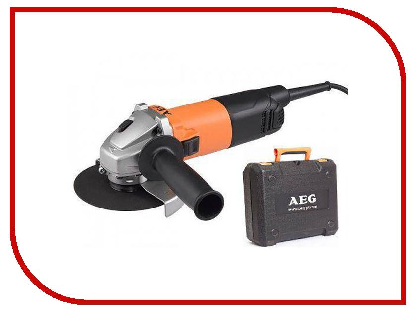 Шлифовальная машина AEG WS 10-115 4935451405 шлифовальная машина aeg ws 13 125sxek 4935451310