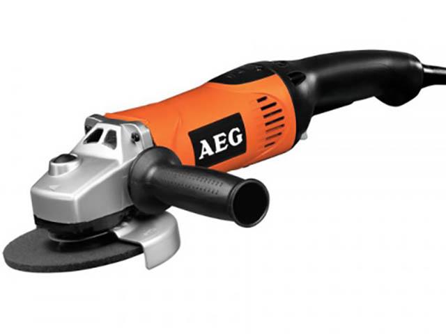 Шлифовальная машина AEG WS 15-125 SXE угловая шлифмашина aeg ws 8 125
