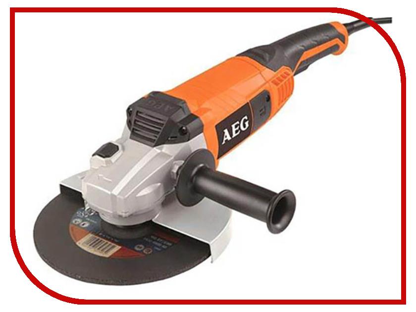 Шлифовальная машина AEG WS 22-230 E 4935431720