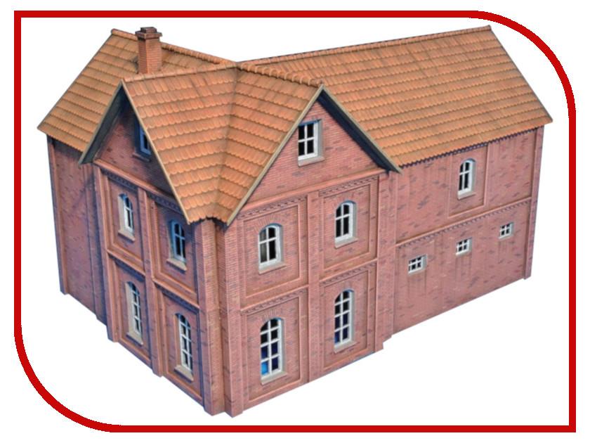 Фото Сборная модель MiniArt Административное здание с мастерской 72021М