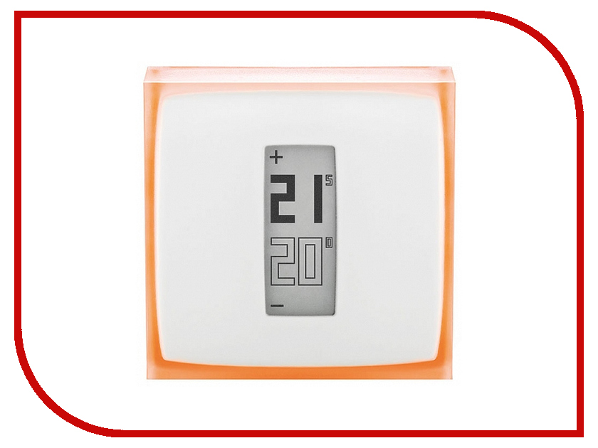 Аксессуар Netatmo NTH01-EN-EU Thermostat White