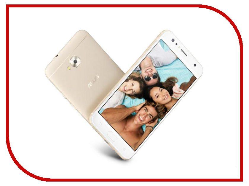 Сотовый телефон ASUS ZenFone 4 Selfie Pro ZD552KL 4GB Gold сотовый телефон asus zenfone max m1 zb555kl 16gb