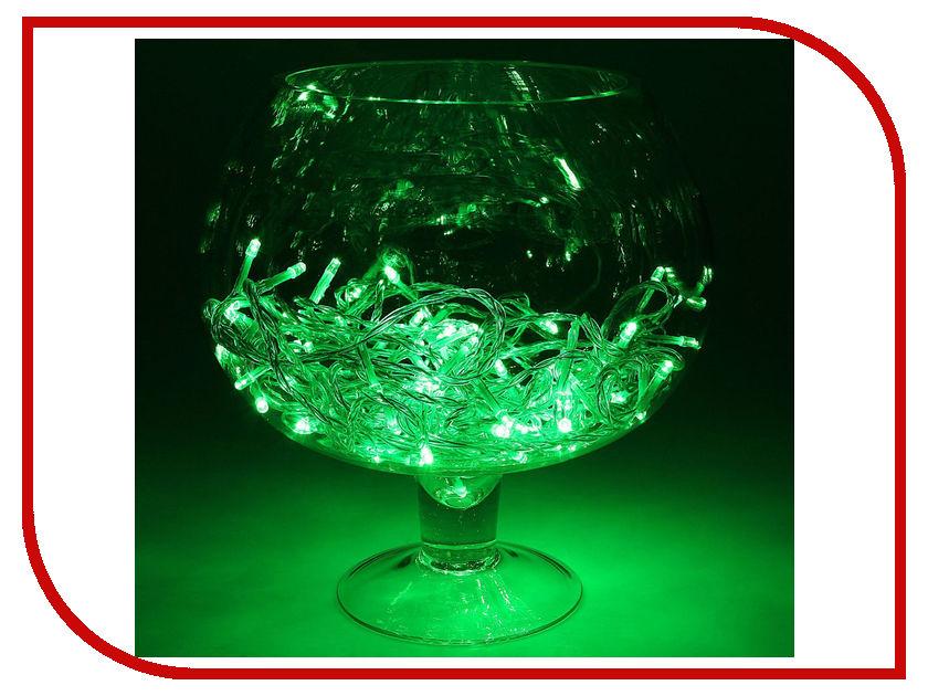 Гирлянда Luazon Метраж LED-100-24В 10m Green 1586026 гирлянда luazon спайдер led 600 24в 20m multicolor 1586037