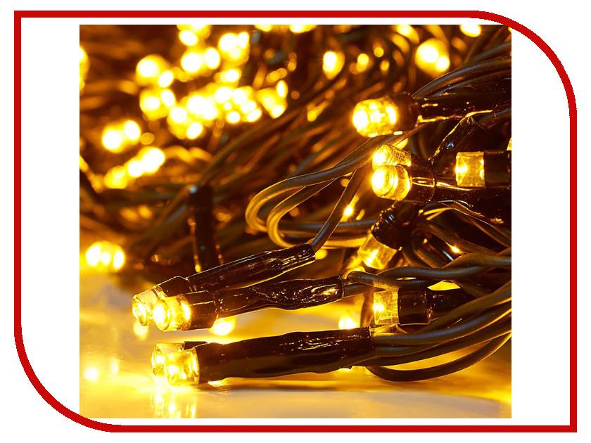 Гирлянда Luazon Спайдер LED-600-24В 20m Yellow 1586043 гирлянда luazon конский хвост капля росы 2 5m led 750 12v multicolor 1080622