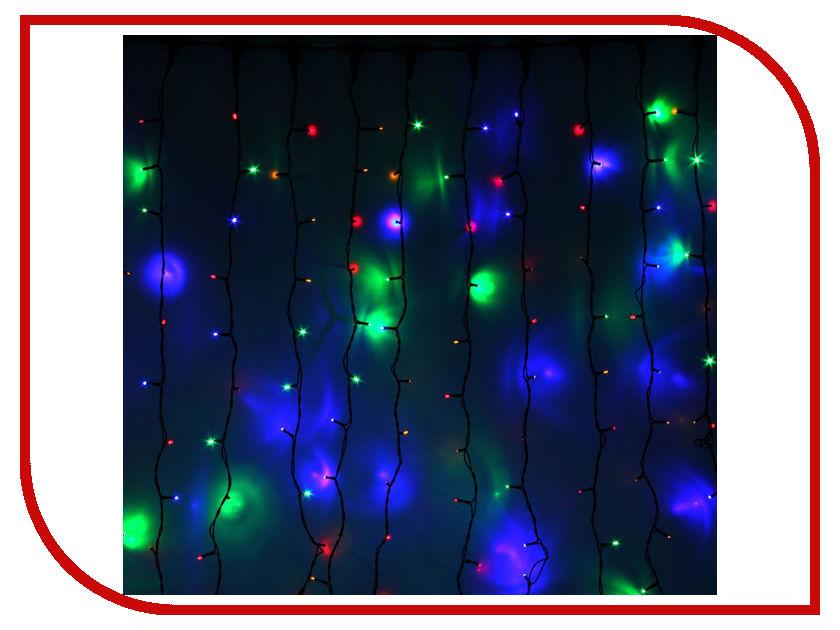Гирлянда Luazon Занавес LED-1800-220V 2m-9m Multicolor 1080312 luazon 983526