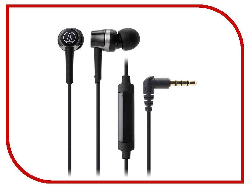 Audio-Technica ATH-CKR30ISBK гарнитура audio technica ath sr5bt bk black