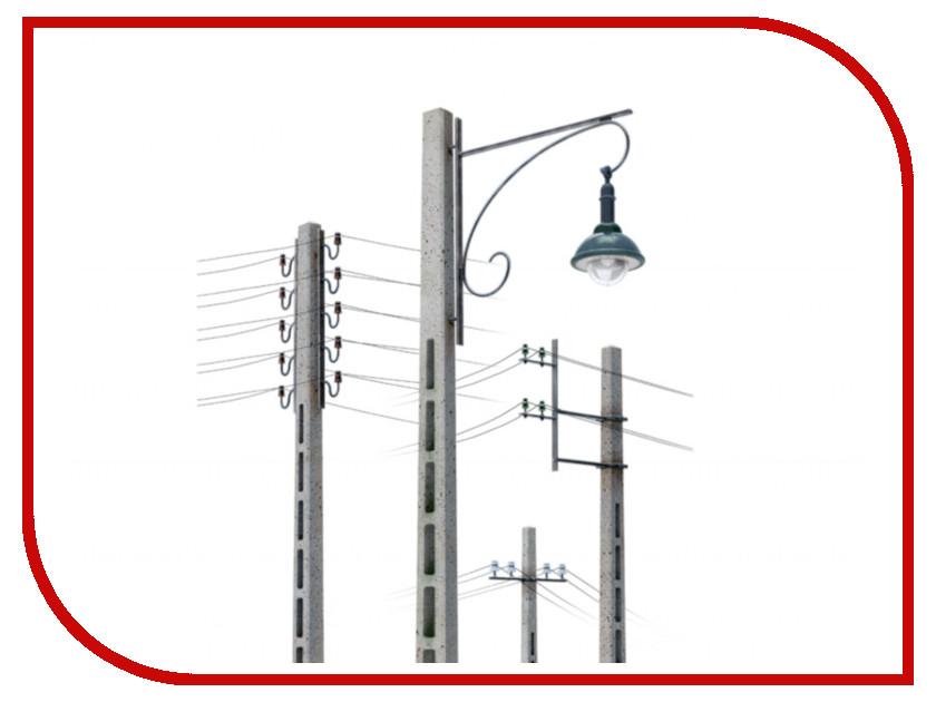 Сборная модель MiniArt Бетонные телеграфные столбы 35563М