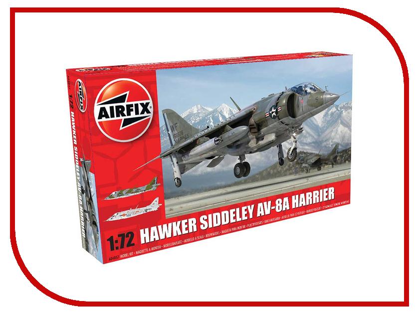 Сборная модель AIRFIX Bae AV8A Harrier A04057