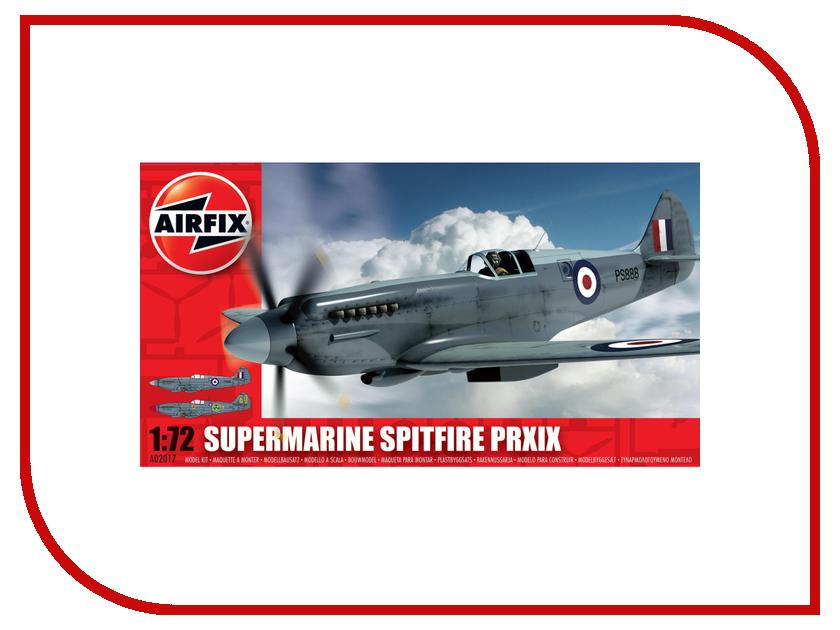Сборная модель AIRFIX Supermarine Spitfire PRX A05119 сборная модель airfix британские квадроциклы с экипажем a04701