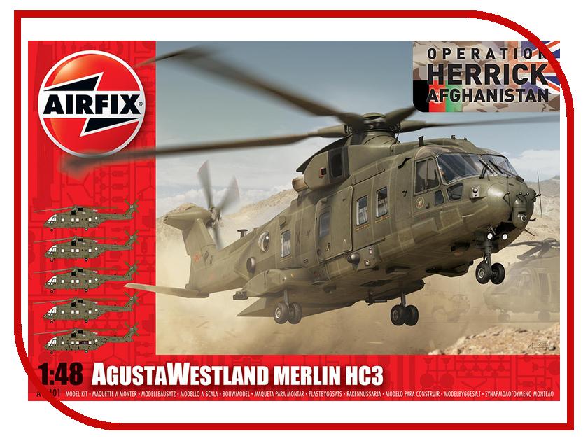 Сборная модель AIRFIX Agusta Westland A14101