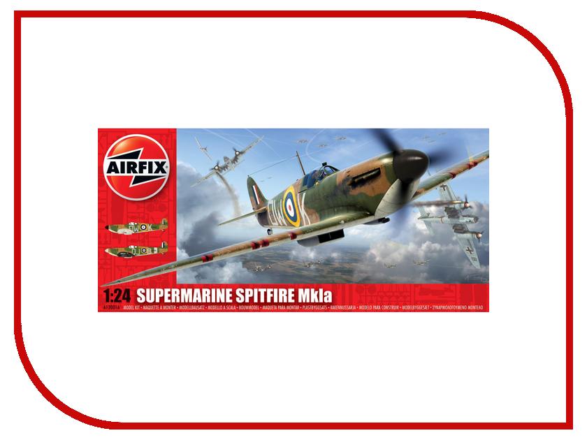 Фото Сборная модель AIRFIX Supermarine Spitfire MkIa A12001A