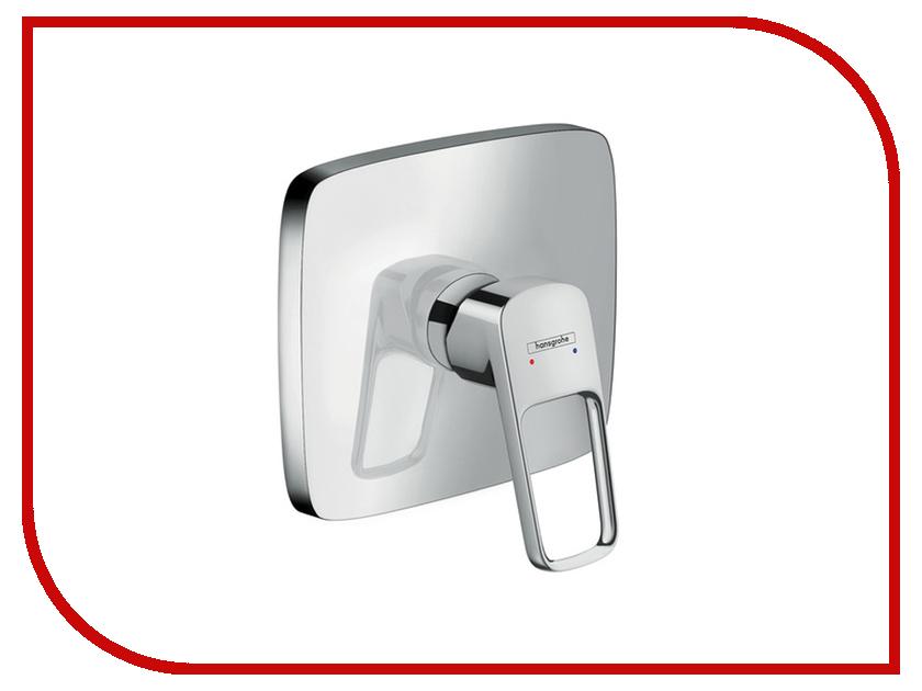 Смеситель Hansgrohe Logis Loop 71267000 держатель туалетной бумаги hansgrohe logis 40526000