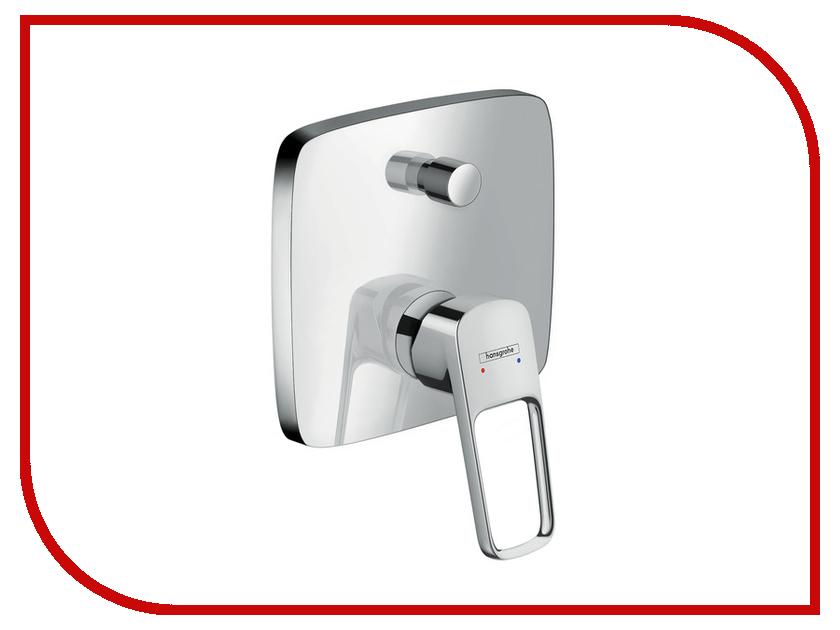 Смеситель Hansgrohe Logis Loop 71264000 держатель туалетной бумаги hansgrohe logis 40526000
