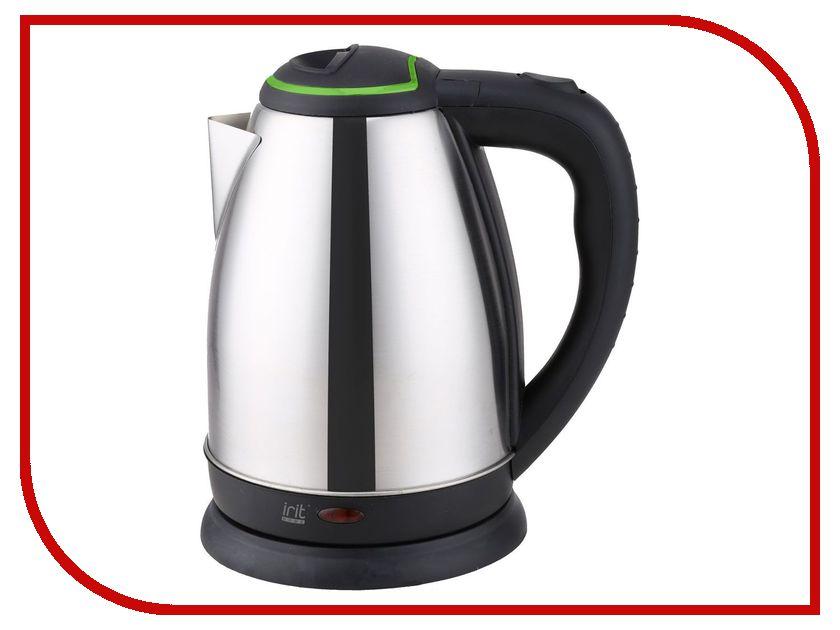 Чайник Irit IR-1338 Green чайник irit ir 1314 1500 вт зелёный 1 8 л нержавеющая сталь