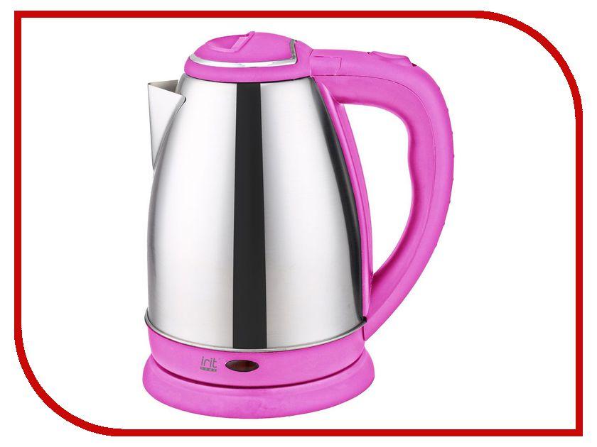 Чайник Irit IR-1337 Pink irit ir 1337 green электрический чайник