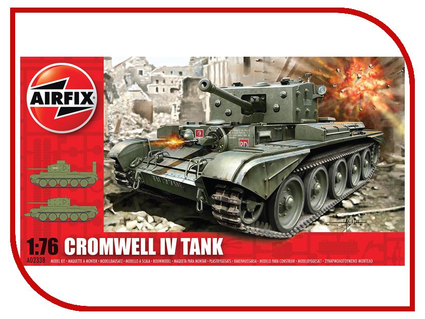 Сборная модель AIRFIX Cromwell A02338 пазл 360 арт терапия лиса 02338