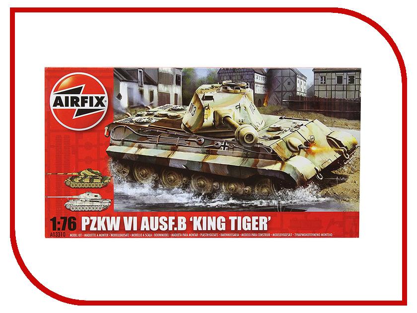 Сборные модели A03310  Сборная модель AIRFIX King Tiger A03310