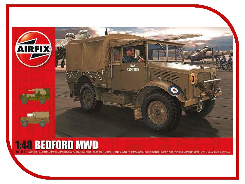 Сборные модели A03313  Сборная модель AIRFIX Bedford MWD A03313