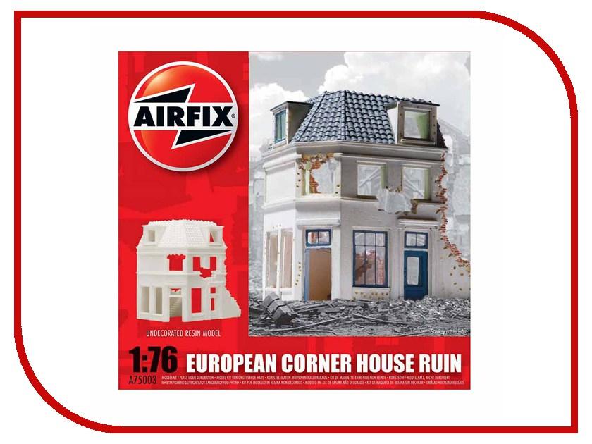 Сборная модель AIRFIX Руины европейского дома A75003 сборная модель airfix me109e j6001