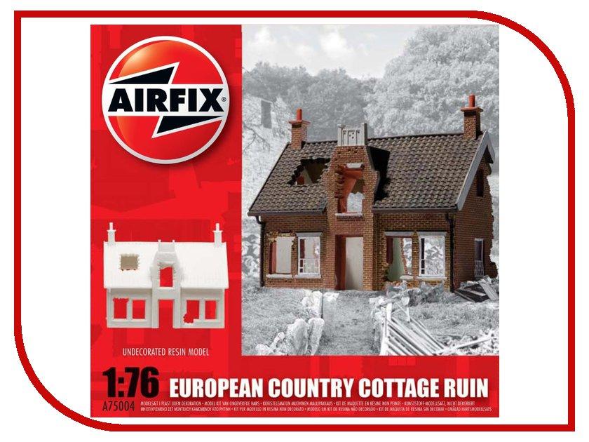 Сборная модель AIRFIX Руины деревенского дома A75004 сборная модель airfix me109e j6001