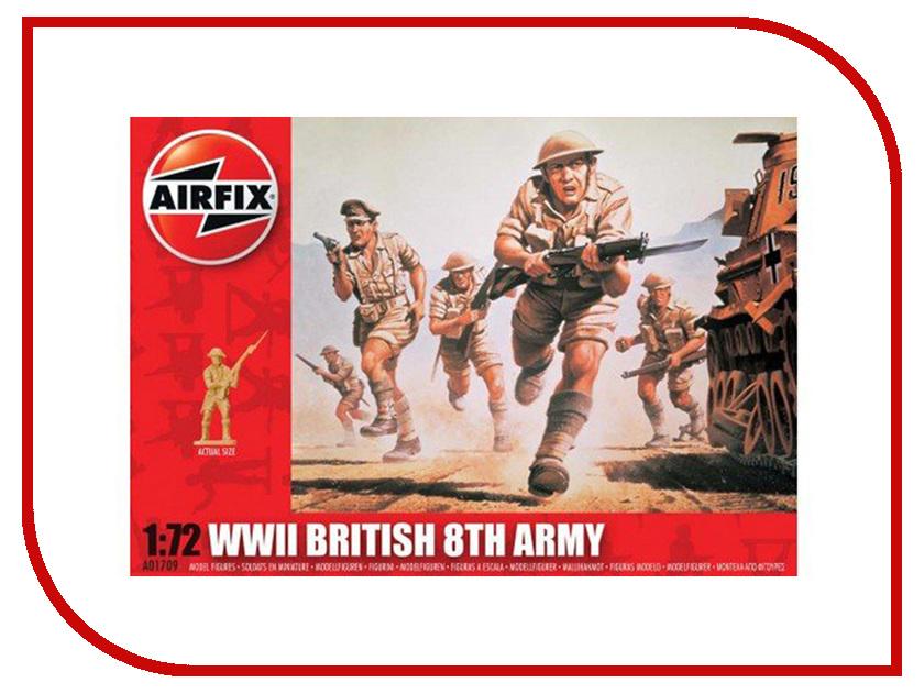 Сборные модели A01709  Сборная модель AIRFIX Британская 8-я армия A01709