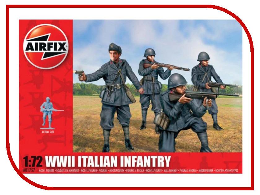 Сборная модель AIRFIX Итальянская пехота A01757 тройник отвод 100x40 ntan dkc 01757