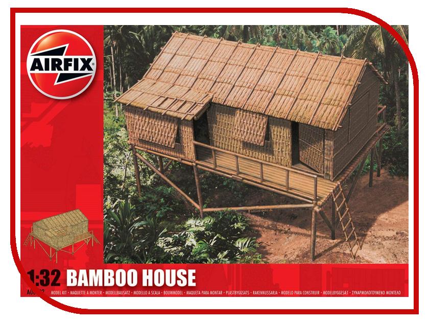 Здесь можно купить A06382  Сборная модель AIRFIX Бамбуковый дом A06382 Сборные модели