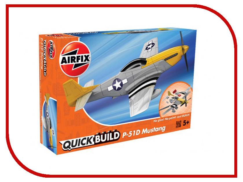 Сборная модель AIRFIX Mustang P-51D J6016 cymodel mustang p 51d 46 cy8011a