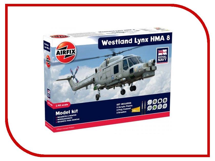 Сборная модель AIRFIX Westland Lynx HMA 8 A50112