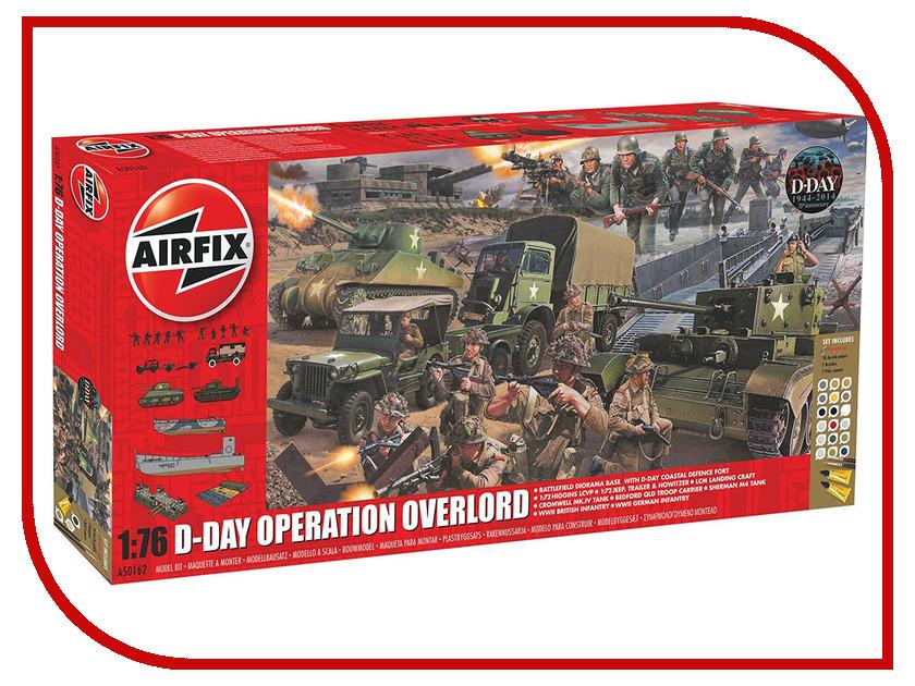 Сборная модель AIRFIX Overlord A50162 сборная модель airfix me109e j6001