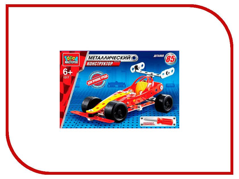 Конструктор Город Мастеров Формула-1 WW-1217-R город мастеров конструктор гоночный автомобиль ww 1201 r