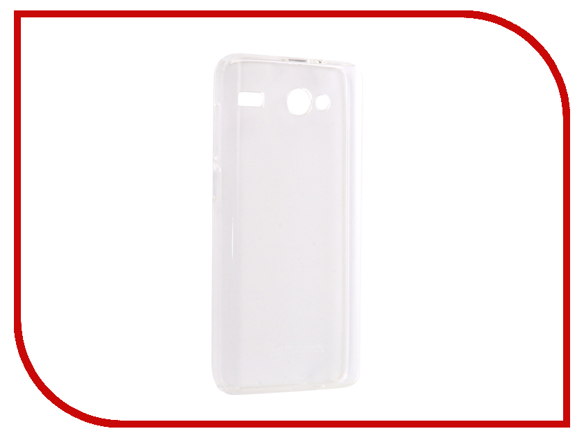 Аксессуар Чехол Micromax Q3551 TPU Case Clear смартфон micromax bolt juice q3551 gold