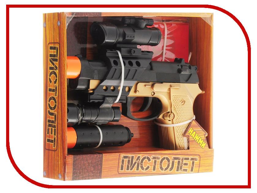Бластер Играем вместе Пистолет 0095 клеевой пистолет заказать