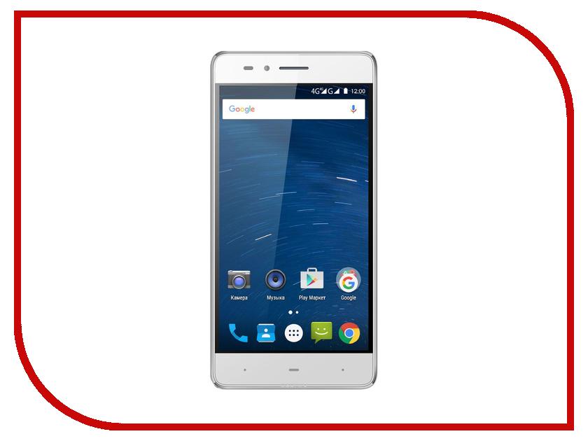 Сотовый телефон Highscreen Power Ice Evo Silver-Grey highscreen power rage evo