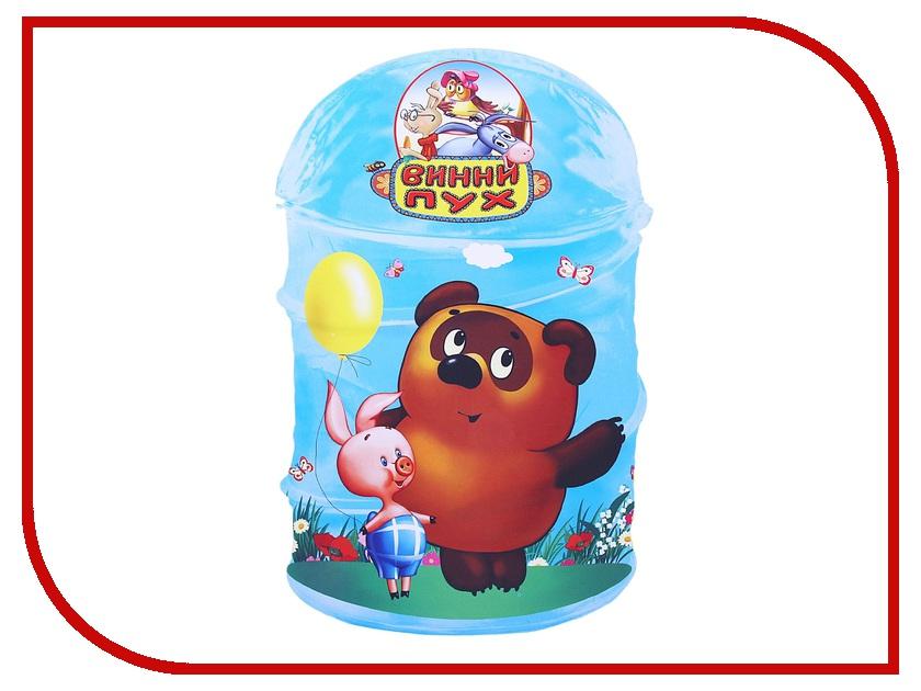 Фото Корзина для игрушек Играем вместе Винни Пух XDP-1796-R