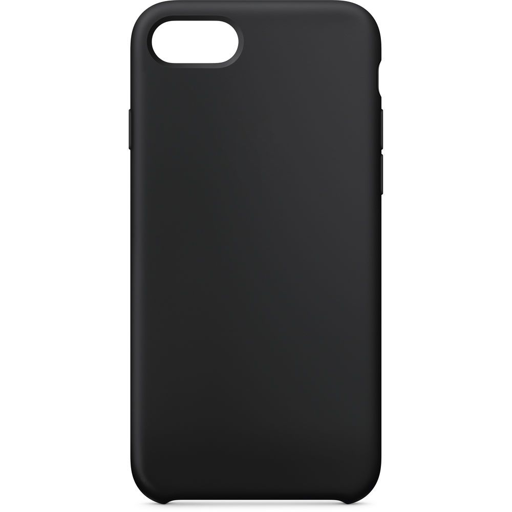 Чехол APPLE iPhone 8 / 7 Silicone Case Black MQGK2ZM/A