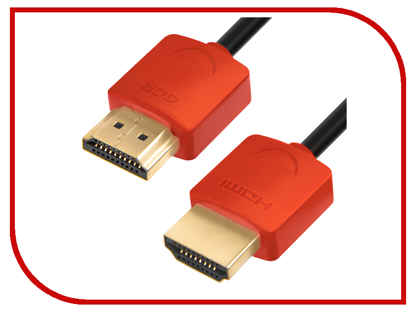 Аксессуар Greenconnect HDMI v1.4 2m GCR-HM550-2.0m аксессуар greenconnect hdmi m m v1 4 0 3m black red gcr hm350 0 3m