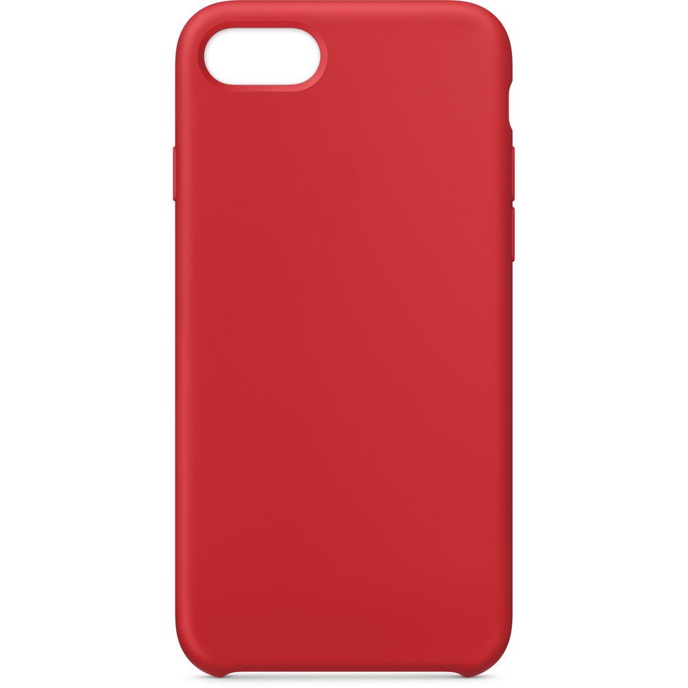 Чехол APPLE iPhone 8 / 7 Silicone Case Product Red MQGP2ZM/A