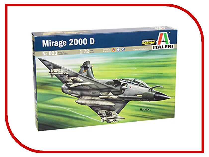 Сборная модель Italeri Самолет Mirage 2000 D/N 0023