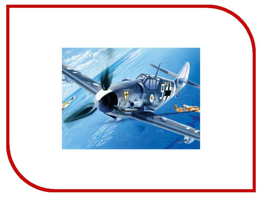 Сборная модель Italeri Самолет BF-109 G-6 0063