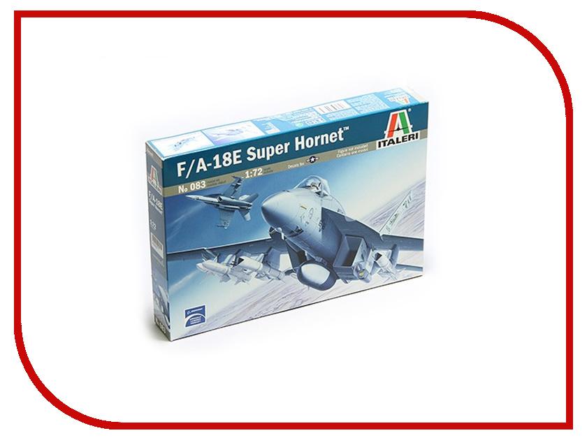 Сборная модель Italeri Самолет F/A-18E Super Hornet 0083