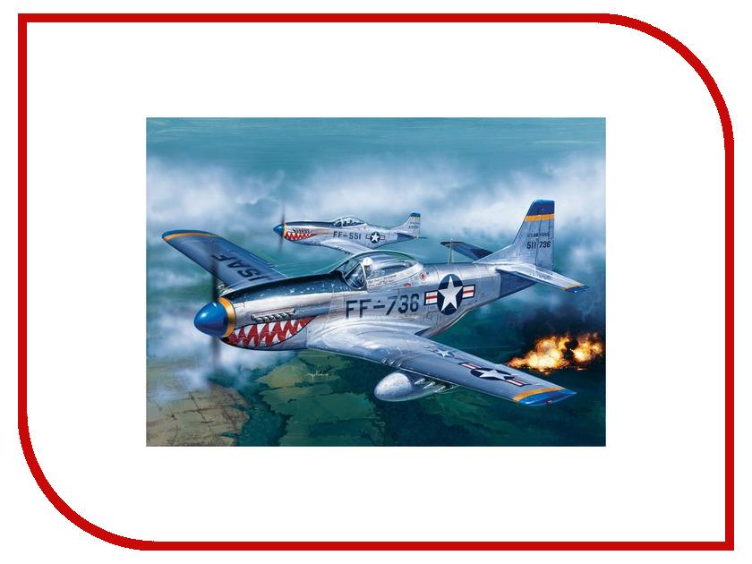 Сборная модель Italeri Самолет F-51D Mustang 0086