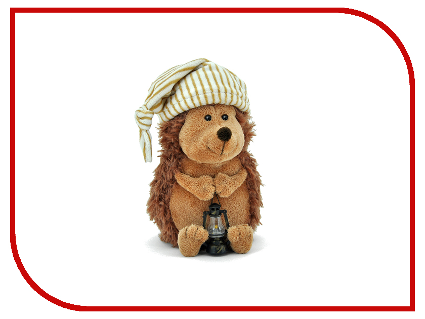 Игрушка Orange Toys Ёжик Колюнчик в колпачке 26cm OS078/26 игрушка orange toys пёс пьер 20cm 7638 20