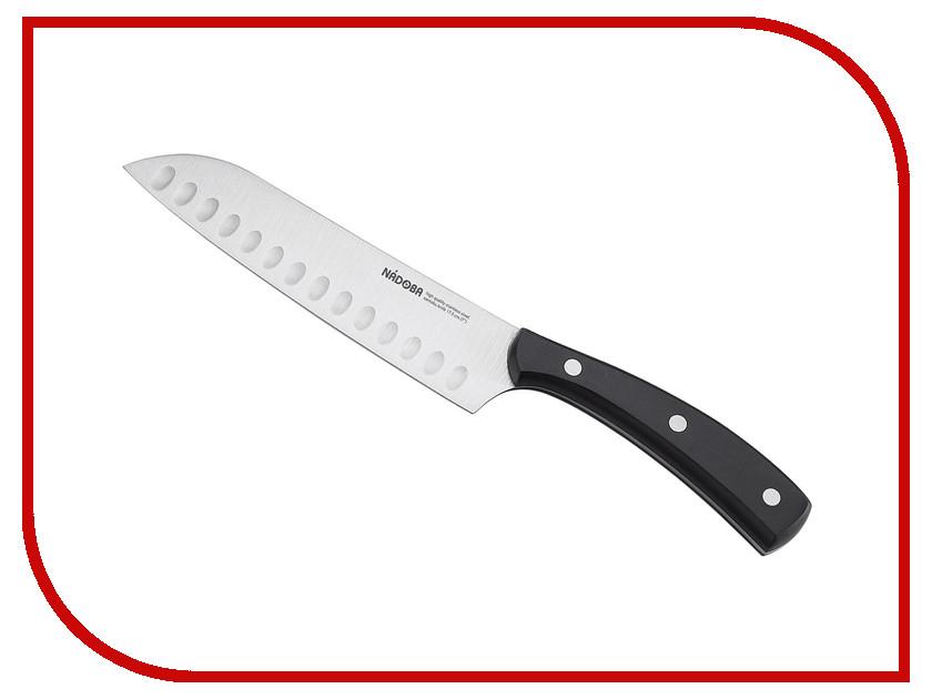 Нож Nadoba Helga 723014 Сантоку - длина лезвия 175мм нож samura shadow сантоку sh 0095 длина лезвия 175мм