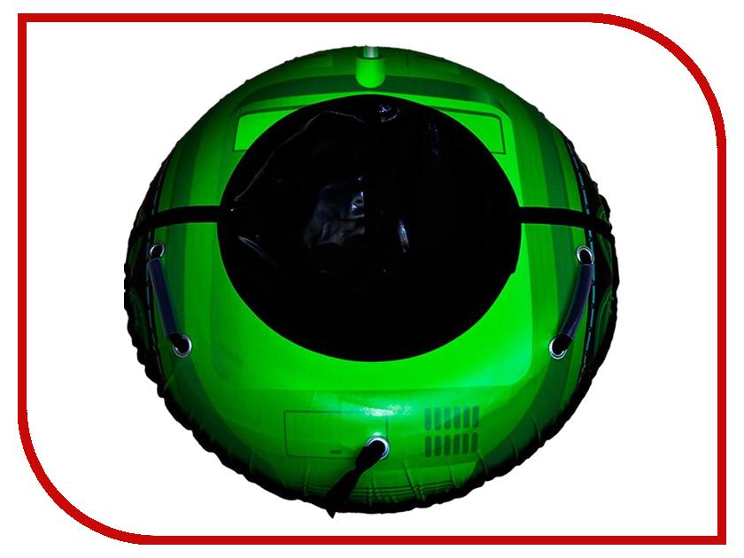 Тюбинг SnowShow Green Tank