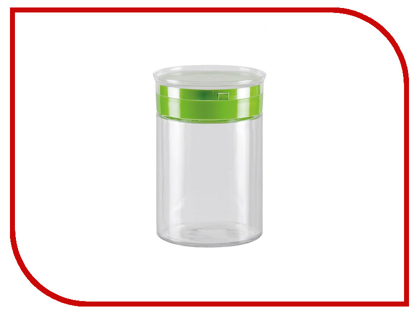 Емкость для сыпучих продуктов Nadoba Tekla 1.25L 741113 форма для 6 маффинов 29 4х21х3 5 см nadoba rada 761016
