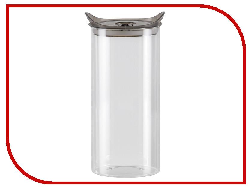 Емкость для сыпучих продуктов Nadoba Otina 2L 741210 форма для 6 маффинов 29 4х21х3 5 см nadoba rada 761016