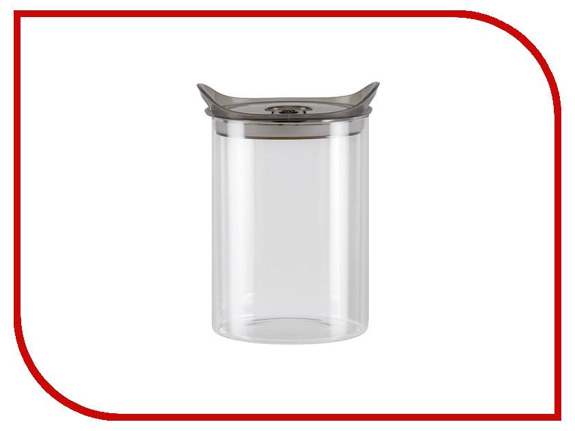 Емкость для сыпучих продуктов Nadoba Otina 1.3L 741211 форма для 6 маффинов 29 4х21х3 5 см nadoba rada 761016