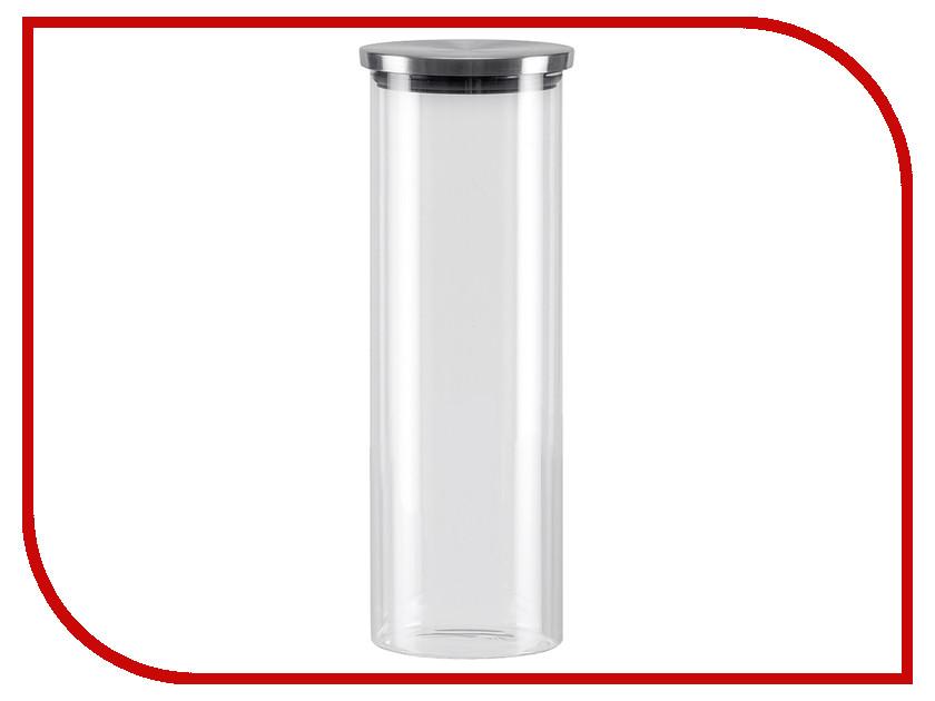 Емкость для сыпучих продуктов Nadoba Silvana 1.65L 741410 форма для 6 маффинов 29 4х21х3 5 см nadoba rada 761016
